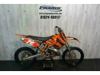 KTM 250 SX 2004 -STROKE MOTOCROSS BIKE ORANGE AT CRAIGS MOTORYCLES
