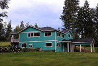 invest in beautiful BC....awesome house and land in Creston