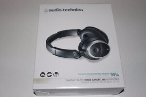 Brand New Audio Technica ATH-ANC7B Better than Bose, Sennheiser