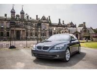 2007 BMW 550i Security VR4 Bullet Resistant Armoured Car