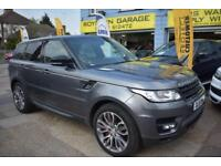 BAD CREDIT CAR FINANCE AVAILABLE 2015 15 RANGE ROVER SPORT 3.0 SDV6 HSE AUTO