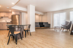 Appartement Condo. 5 1/2 Ville Saint Laurent. Tours Bois Franc.