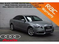 2008 Audi A4 2.0TDI SE-FULL LEATHER-HEATED SEATS-REAR PARKING SYSTEM-