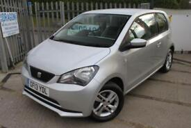 SEAT Mii TOCA Small Car First car Sat Nav