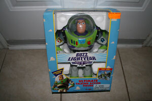 Toy Story 1995 BNISB Buzz Lightyear Ultimate Action Figure NEW Oakville / Halton Region Toronto (GTA) image 1