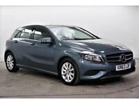 2013 Mercedes-Benz A Class A180 CDI BLUEEFFICIENCY SE Diesel blue Semi Auto