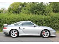 Porsche 911 Turbo 996 X50