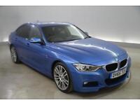 BMW 3 Series 320d M Sport 4dr Step Auto [Professional Media]