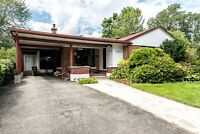 Dorval South large bungalow for sale!