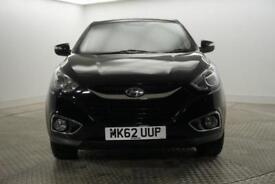 2012 Hyundai ix35 STYLE CRDI Diesel black Manual