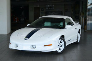 1994 Pontiac trans am convertible 25 anniversary edition