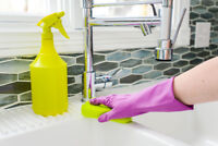 Move out cleaning  and packing Service Alouette Cleaning