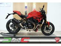 2016 Ducati Monster 1200 R Red 4,767 Miles 1 Owner