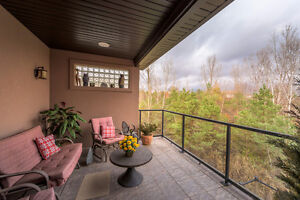 CUSTOM EXECUTIVE PROPERTY BACKING ONTO FORESTED GREEN SPACE! London Ontario image 9