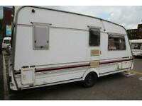Swift Challenger 470SE 1996 2 Berth Caravan £2,700
