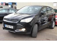 2015 Ford Kuga 2.0 TDCi Zetec Powershift AWD 5dr