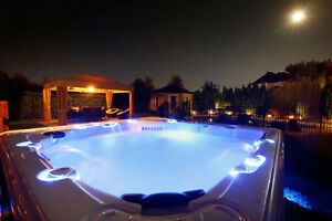 WHY WAIT?! YOUR DREAM HOT TUB IS RIGHT HERE WAITING FOR YOU!! Strathcona County Edmonton Area image 5