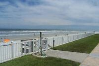 Condo directement sur la plage Floride/Florida