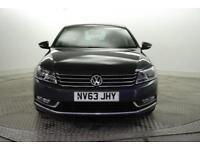 2013 Volkswagen Passat SPORT TDI BLUEMOTION TECHNOLOGY DSG Diesel grey Semi Auto