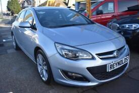 GOOD CREDIT CAR FINANCE AVAILABLE 2014 64 VAUXHALL ASTRA 2.0CDTi SRi 5 DOOR