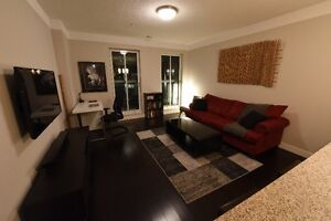 GORGEOUS Fully furnished one bedroom in UPTOWN WATERLOO!!!