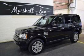 2009 59 LAND ROVER DISCOVERY 4 3.0 4 TDV6 HSE 5D AUTO 245 BHP DIESEL