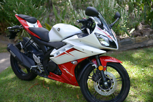 special edition yamaha r15 v2 almost new 6 month rejo Toowong Brisbane North West Preview