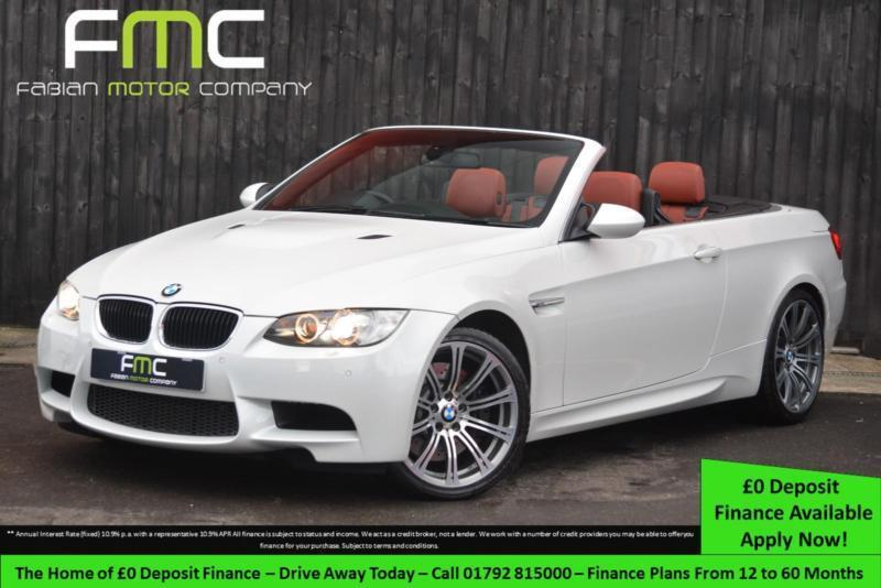 2012 Bmw M3 Convertible 4 0 Dct 420bhp Only 15 000 Miles Full