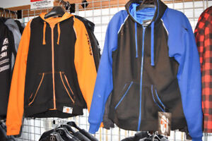 MEN AND WOMENS ARMOURED HOODIES AT HALIFAX MOTORSPORTS!