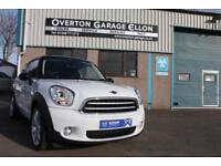 2013 MINI Paceman PACEMAN COOPER 1.6 D ALL4 S/S Diesel white Manual