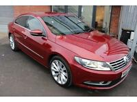VW Passat CC GT TDI BLUEMOTION TECHNOLOGY