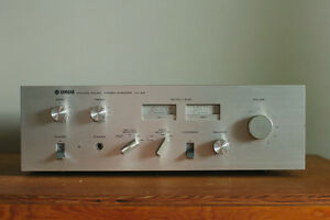 Yamaha CA-410 Integrated Amplifier (Vintage) Peterborough Peterborough Area image 2