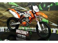 KTM EXC-F 250 Enduro Motocross Bike