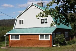 House with acreage for Sale