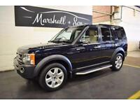 2007 07 LAND ROVER DISCOVERY 2.7 3 TDV6 HSE 5D AUTO 188 BHP 7 SEATS DIESEL