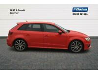 2014 Audi A3 1.4 TFSI 150 S Line 5dr Hatchback Petrol Manual
