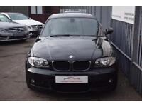 2010 BMW 1 Series 123 Coupe 2.0d 204 M Sport St6 Diesel black Automatic