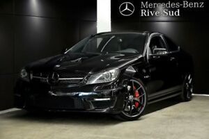 2014 Mercedes-Benz C63 AMG Coupe