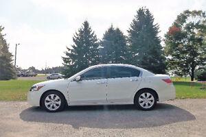 2008 Honda Accord EX-L V6 Sedan- WOW Just 75K & 4 NEW TIRES!!