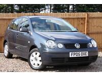 Volkswagen Polo 1.2 Twist Manual Petrol 5 Door Hatchback in Metallic Grey