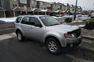 Reduced! Rare 2011 Mazda Tribute GX FWD, Manual Transmission
