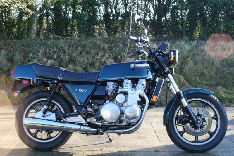 1979 Kawasaki Z1300 - Low mileage immaculate condition
