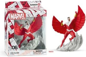 SCHLEICH MARVEL FALCON ACTION FIGURE