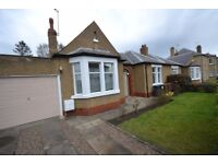 Attractive two bedroom bungalow in desirable rental location.