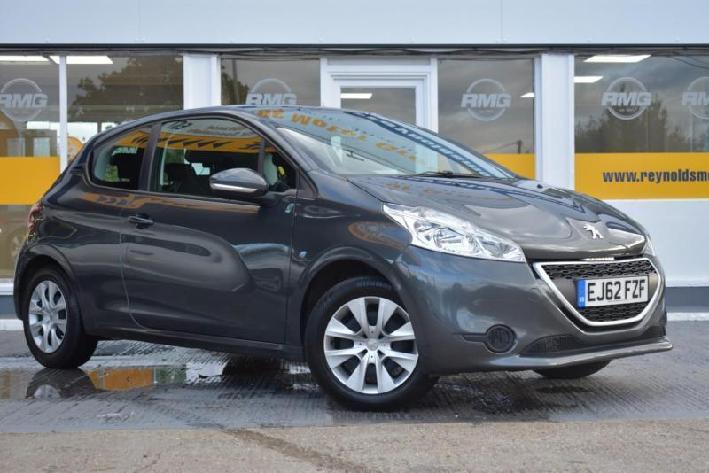 GOOD CAR CREDIT FINANCE AVAILABLE 2012 62 Peugeot 208 1.4HDi | in ...