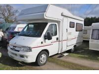 COMPASS Avantgarde 200 - Compact 4 Berth Motorhome For Sale