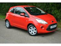 2013 Ford KA 1.25 Edge 50'000 Miles 2 Owners From New Full Ford Service History