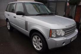 Land Rover Range Rover TDV8 VOGUE-CRUISE CONTROL-HEATED LEATHER SEATS