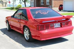 1990 Ford Mustang GT Coupé (2 portes)