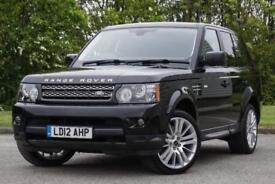 2012 Land Rover Range Rover Sport 3.0 SD V6 HSE 4X4 5dr